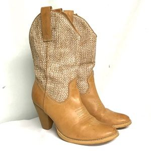 Sbicca variation on a theme cowboy boot